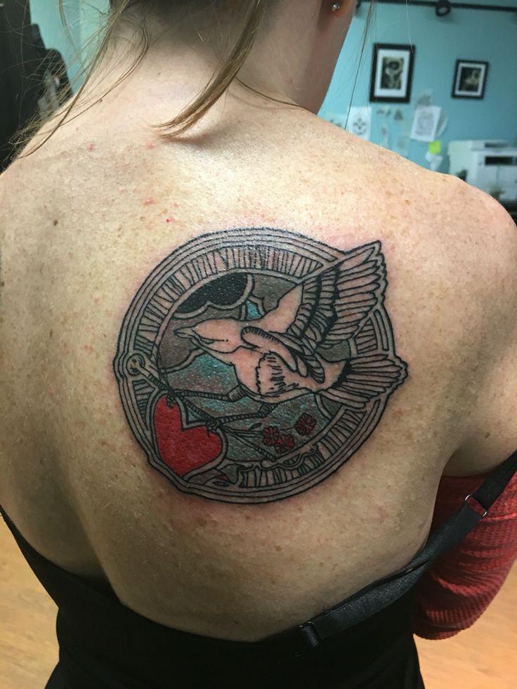 New tattoo done by 623 tattoo in watertown ma i love it for Best tattoo artists in massachusetts
