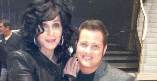 Cher & Chaz Bono