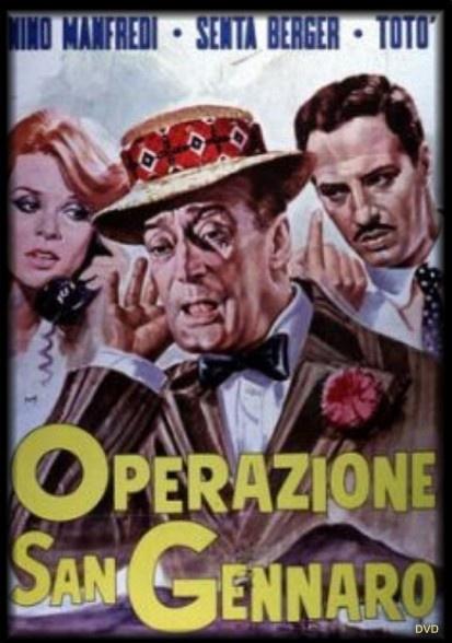 Operazione San Gennaro, 1966.