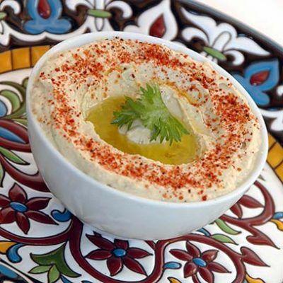 Hummus (Chickpea puree)