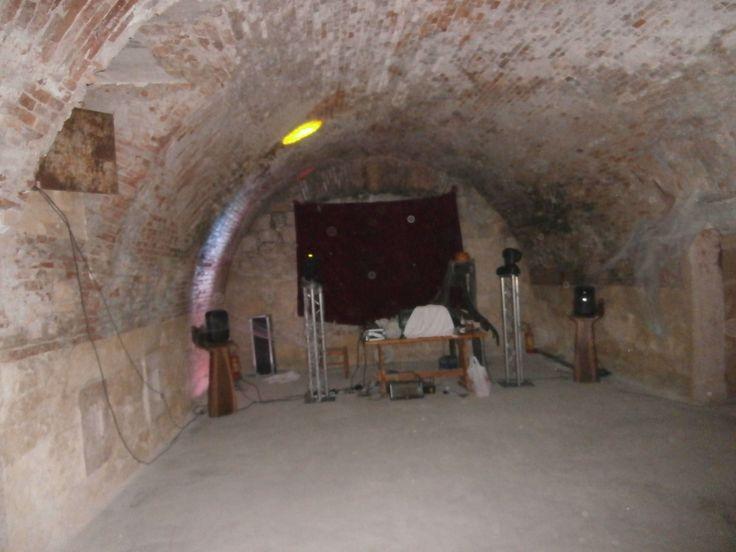 La console, le luci, cavoli si intravede una strana presenza paranormale....
