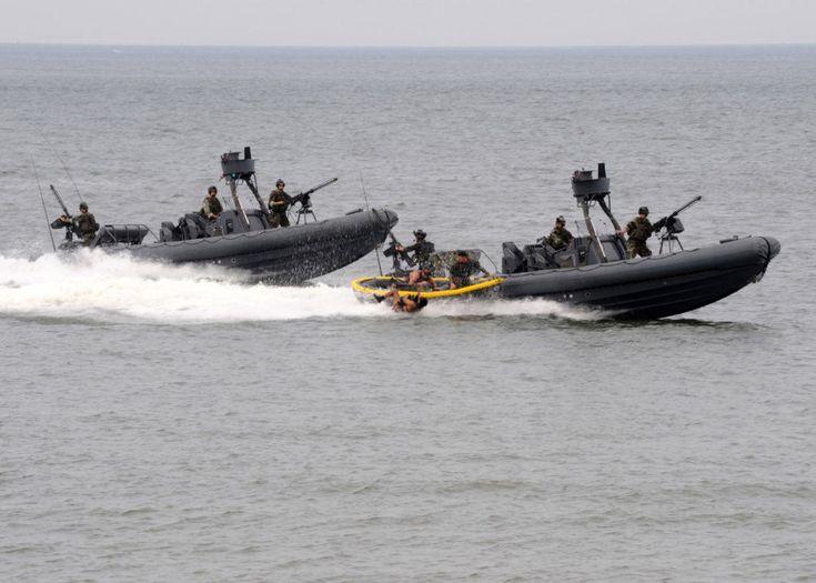 Naval Special Warfare Celebrates 41st Annual UDT-SEAL East Coast Reunion