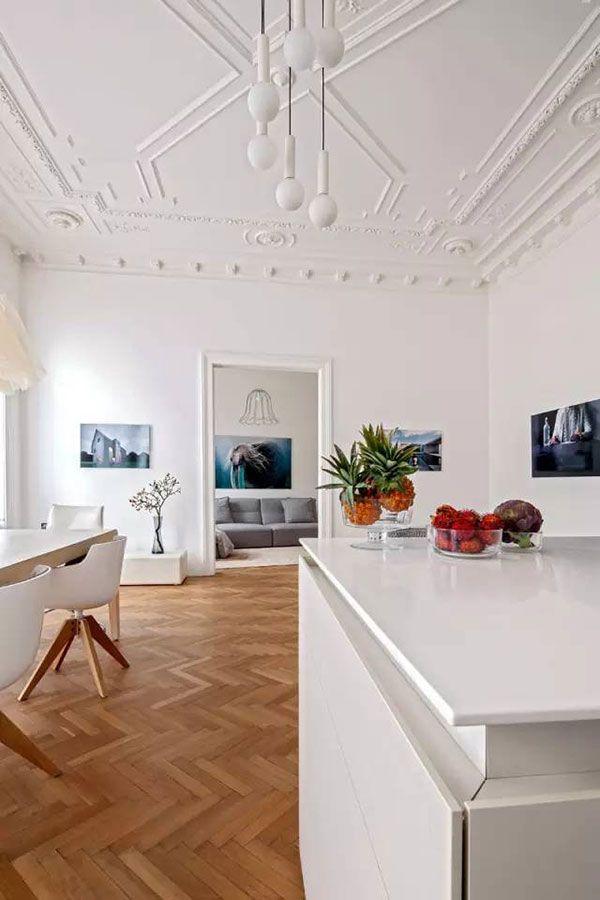 Bildergebnis Für Beleuchtung Küche Altbauwohnung