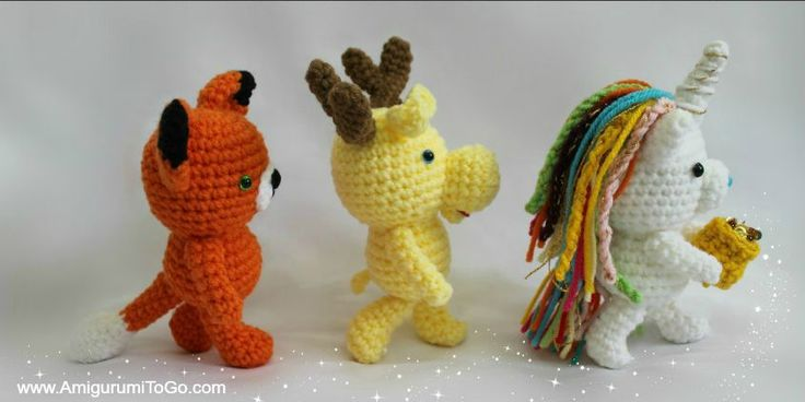 Just One More I Said! ~ Amigurumi To Go Patterns From ...