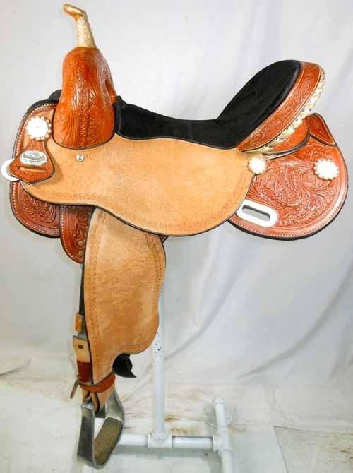 Horse Tack World - Used Saddles too bad I am not barrel racing anymore.