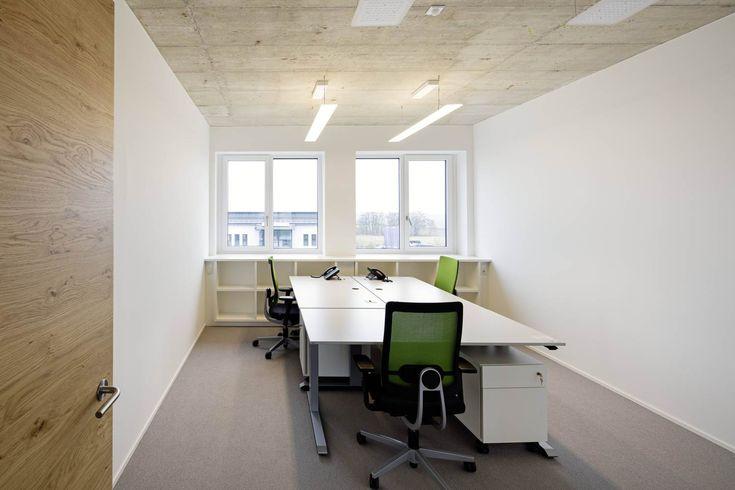 Galería de La sede de Dachland en Mainz / SYRA_Schoyerer Architekten - 10