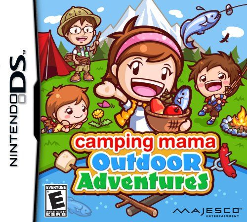 Camping Mama Outdoor Adventures - Nintendo DS >>> Want to know more, click on the image.