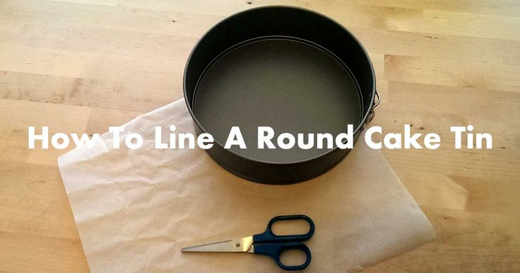 Have you been drawing around the base and cutting it out? There is a MUCH easier way