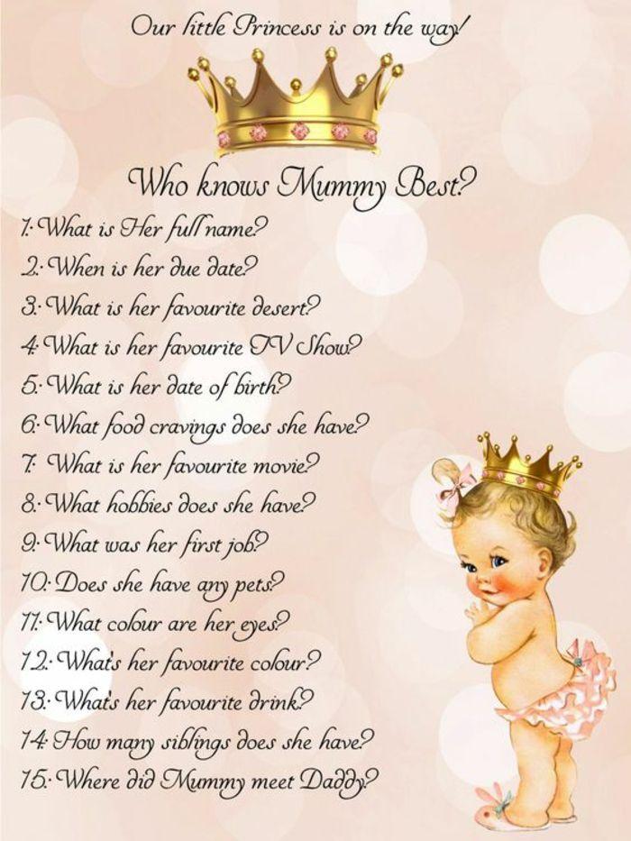 1001 Idees Pour Un Cadeau Baby Shower Cadeau Future Maman