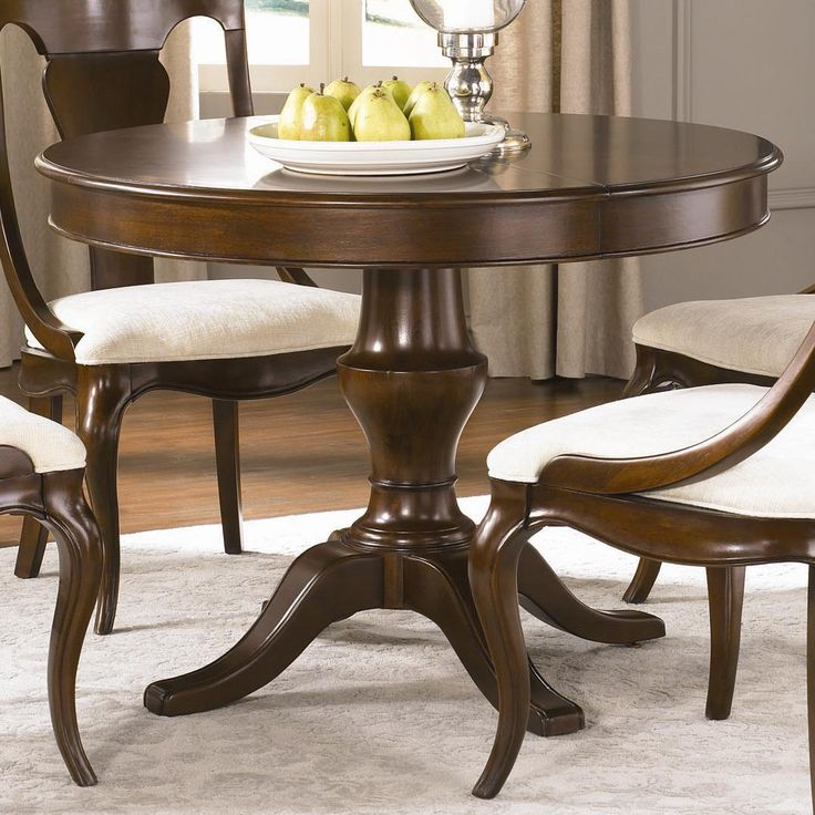 22 Best Pedestal Tables Images On Pinterest