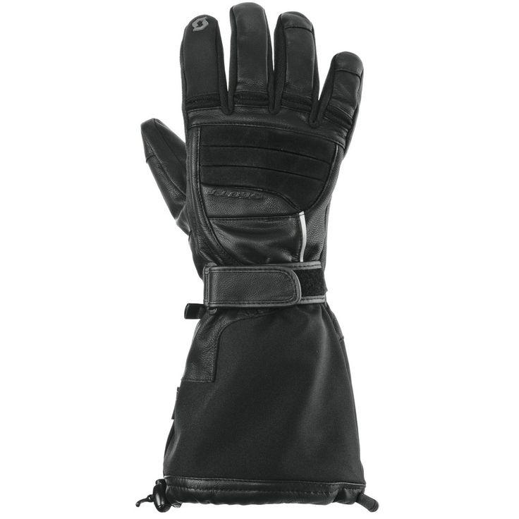 Scott TUNDRA II Gloves (BLK) www.importationsthibault.com