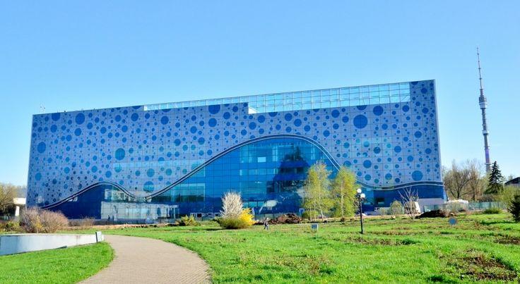 The Mosquariumoceanarium(aquarium)  is claimed to be the largest in Europe