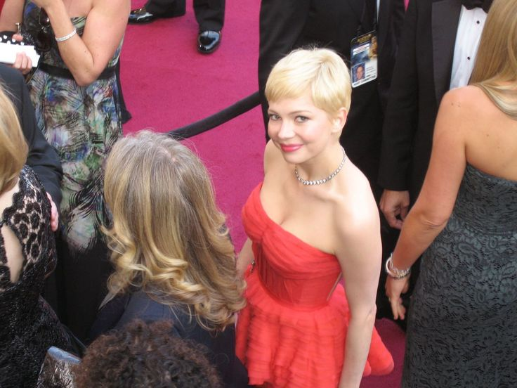 Michelle Williams at the 84th Academy Awards.: Red Carpet, Academy Awards, Michelle Williams, 84Th Academy