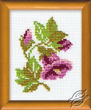 Little Bellflower - Cross Stitch Kits by RIOLIS - 642