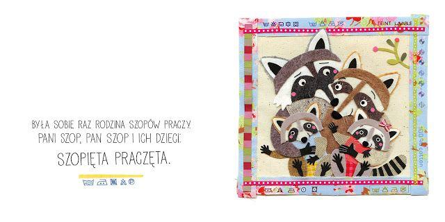 polska ilustracja dla dzieci: Zapowiedź - Szopięta
