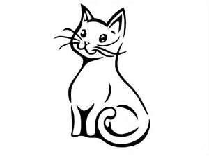 Image detail for -little smiling cat tattoo wallpaper