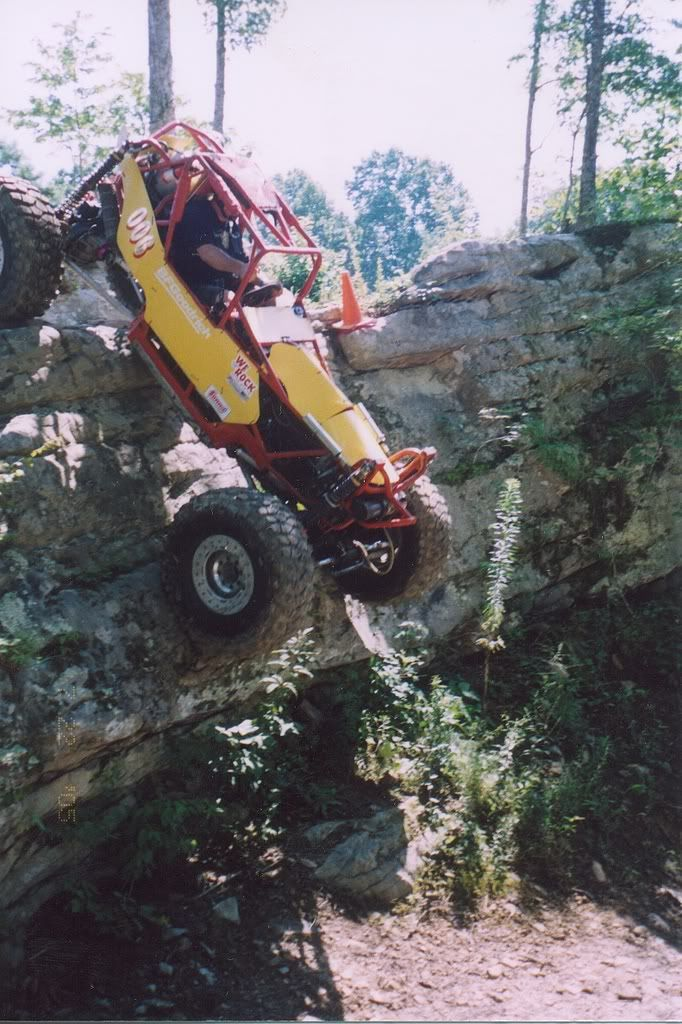 Jellico, TN UROC comp days i was watch this buggy drop in