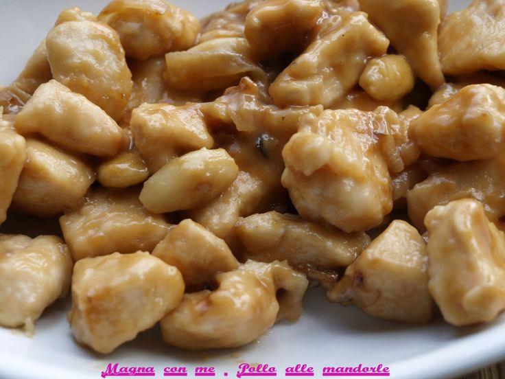 avete gia' pensato alla cena di questa sera ?http://blog.giallozafferano.it/magnaconme/pollo-alle-mandorle/