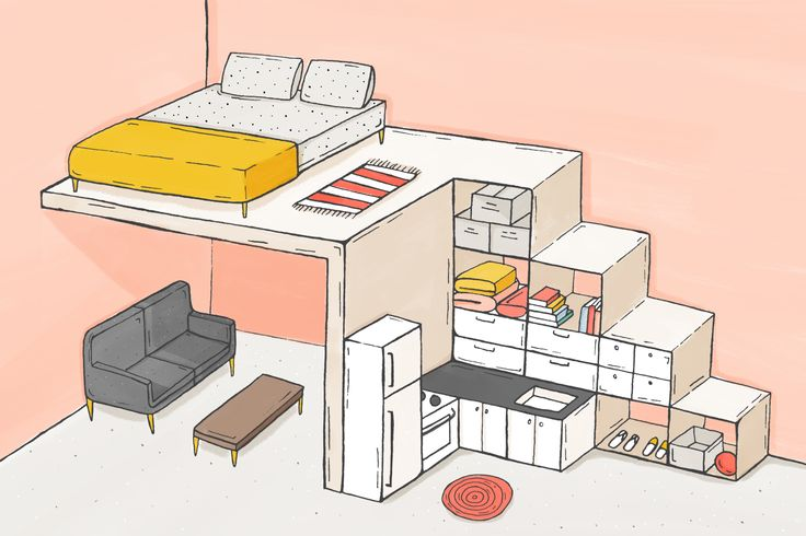 3 home tech ideas for your tiny space - Curbedclockmenumore-arrow : Small—and smart