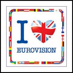 I LOVE  the Eurovision! Sure, it's cheesy, cringey and camp at time but it's good fun for all the family. I have fond memories of watching ...