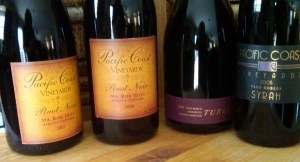 Paso Robles Wines | Pacific Coast Vineyards | Turley Wines