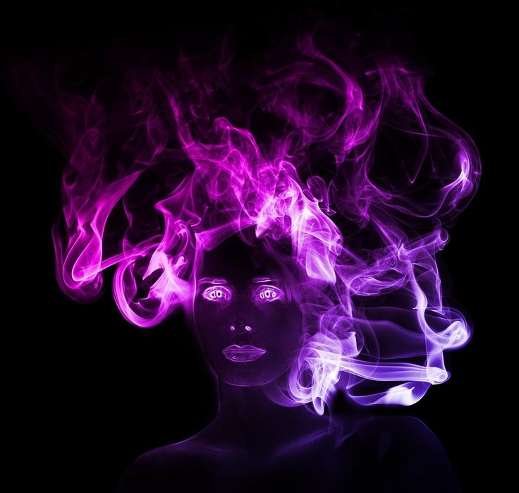 Smoke Portrait Effect Tutorial In Adobe Photoshop - http://youtu.be/nzRsdmUOwLo