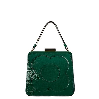 Patent Leather Holly Bag