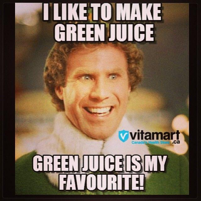Spreading holiday cheer for all to hear! #buddytheelf #elf #smilingismyfavourite #willferrell #merrychristmas #greenjuice #vitamart #christmasmeme #willferrelllmeme www.vitamart.ca Follow us on: http://instagram.com/vitamart