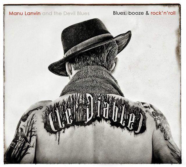 OÜI FM vous offre le nouvel album de Manu Lanvin and the Devil Blues