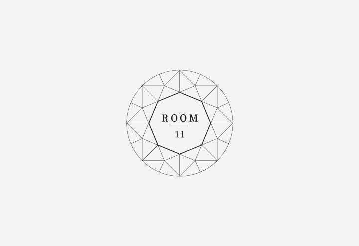"""room 11"" by forcetwelve, adam gibson// loving this look and branding."