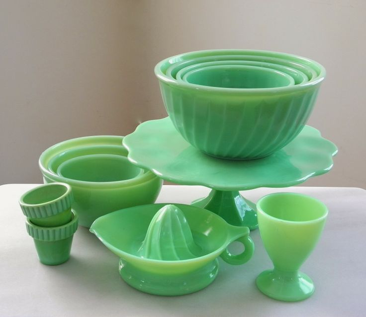 Vintage Jadeite Dishes Cake Ideas And Designs