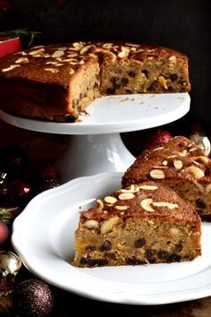 Easy non alcoholic fruit cake recipe