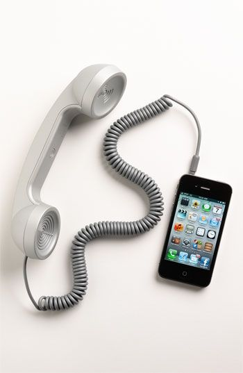50s Handset for the iPhone