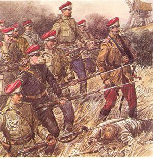 Russian Civil War See 90