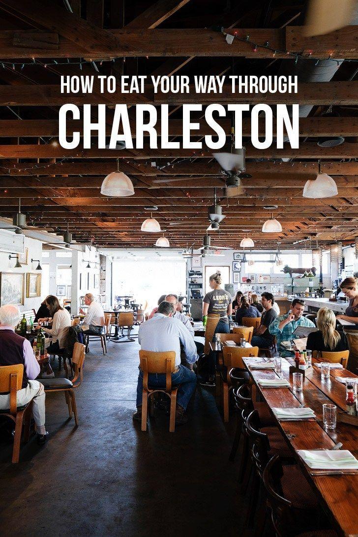 49 Best Places to Eat in Charleston SC // localadventurer.com