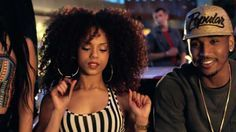 Popular Demand cap worn by Trey Songz in LOYAL by Chris Brown (2014) #populardemand