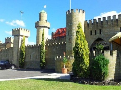 Bli Bli Castle on the Sunshine Coast of Qld. Australia. We cannot boast of great Castles like the rest of the world. This one attracts tourists and they have Opera here to enjoy. Right in my back yard.