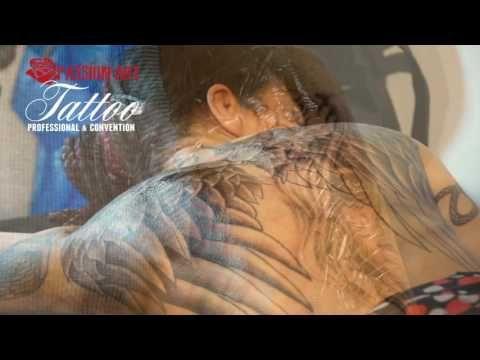Passion Art Tattoo Convention Bolzano - Violet Fire Tattoo c'è!