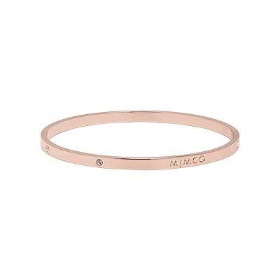 Bracelets & Bangles in Gold, Silver, Leather | Mimco - Neutrino Bangle