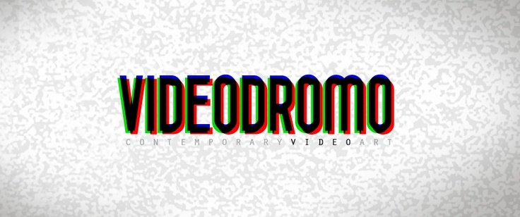 VIDEODROMO Contemporary Video Exibition Logo (indastriacoolhidea.com)