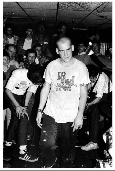A history of the band minor threat