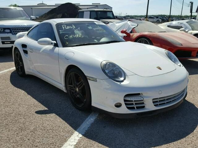 Salvage 2008 Porsche 911 Gt2 Coupe For Sale | Flood Title