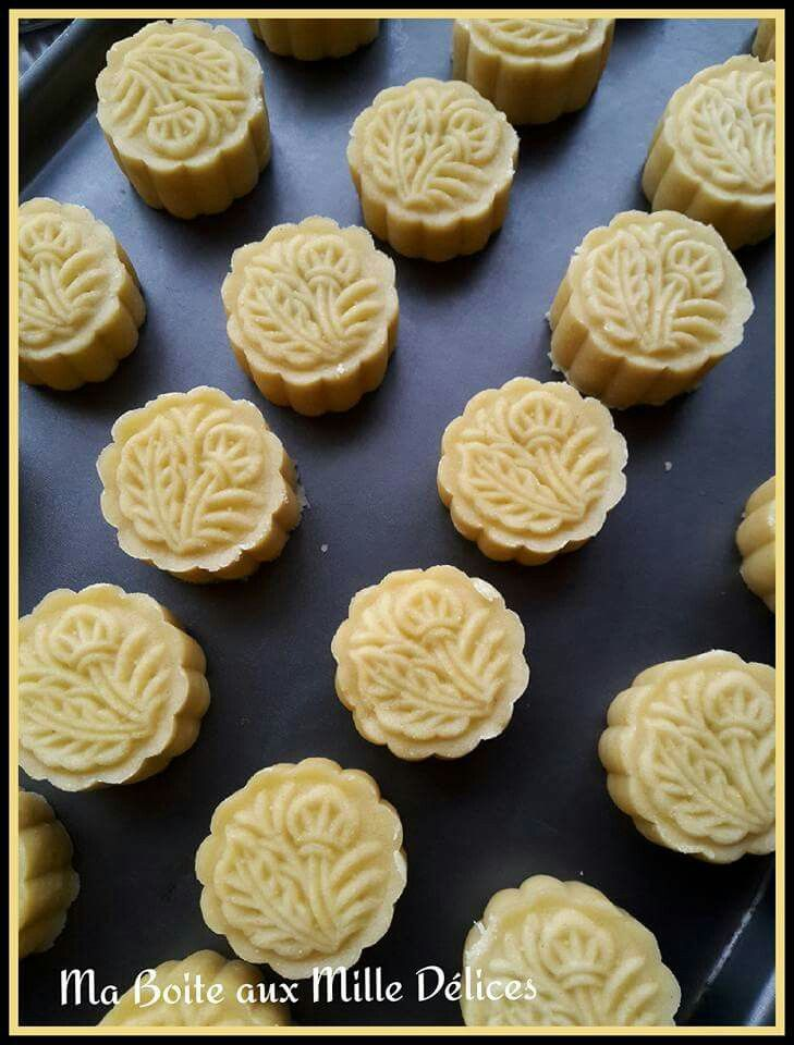 Biscuits aux dattes