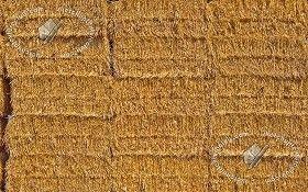 Textures Texture seamless | Hay bales texture seamless 17676 | Textures - NATURE ELEMENTS - VEGETATION - Dry grass | Sketchuptexture