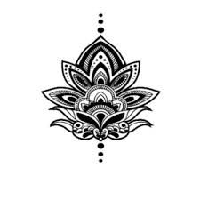 """Résultat de recherche d'images pour """"tattoo zen lotus"""""""