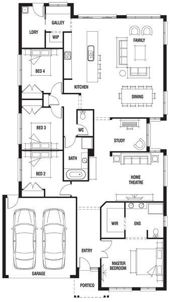 house design essex porter davis homes house