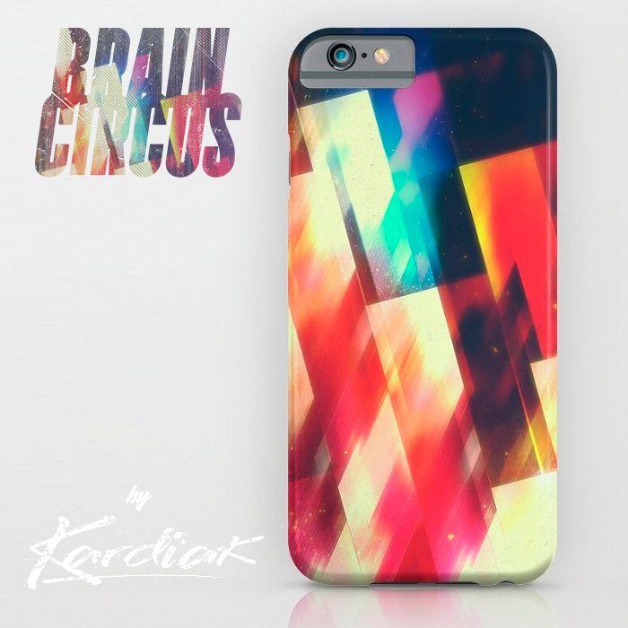 Brain circus! Latest #design from Kardiak  ->  #colorful #abstract #designer #artist