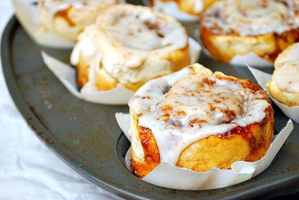 Caramel Pecan Bun Muffins by ItsJoelen, via FlickrRecipe, Cinnamon Rolls, Breakfast, Caramel Pecans, Buns Muffins, Gluten Free, Sticky Buns, Coconut Flour, Pecans Buns