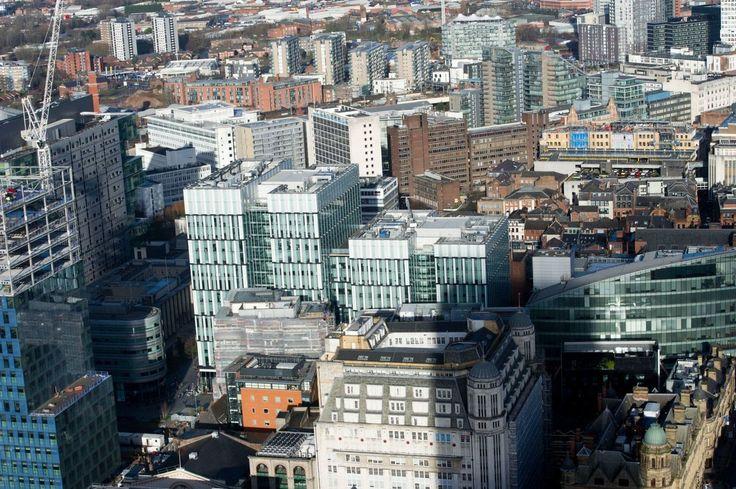 Manchester Skyline Photos - Page 213 - SkyscraperCity