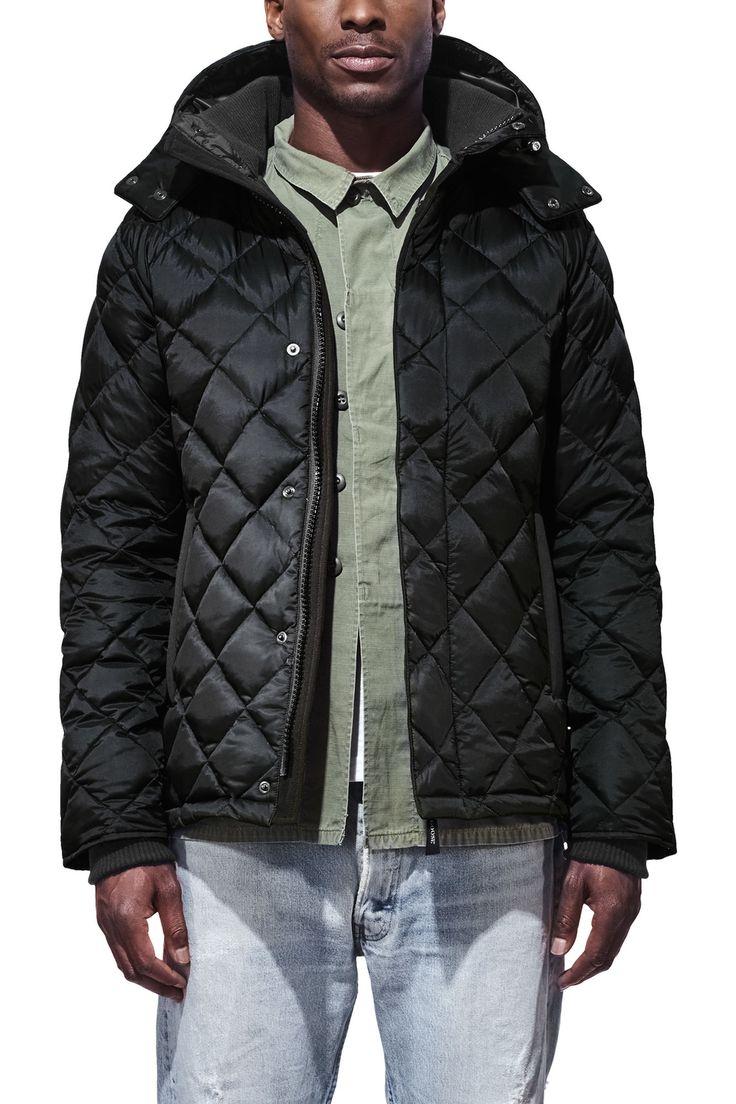 Hendriksen Coat Black Label